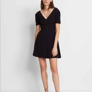 Club Monaco Black Riella Dress